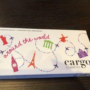 Cargo Makeup - NEW Cargo Around the World 12 Eye Shadow Palett